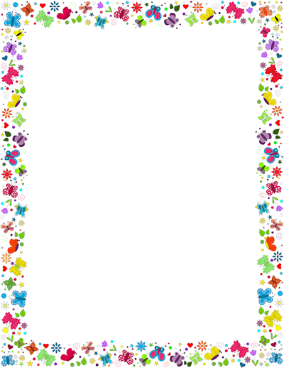 Page Borders 3 Free Printable And Clip Art