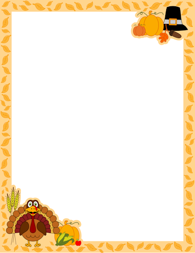 thanksgiving-border