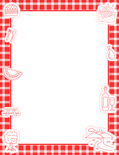 Page Borders – Page 2 – Free printable borders and clip art
